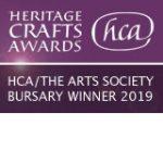 HCA Arts Society Bursary Winner 2019